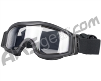 Valken V-Tac Tango Airsoft Goggles - Thermal Lens - Black