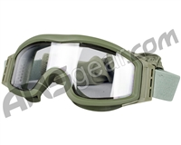 Valken V-Tac Tango Airsoft Goggles - Thermal Lens - Olive