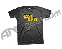 Valken Paintball Broken T-Shirt - Black