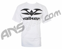 Valken Paintball Logo T-Shirt - White