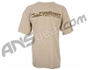 Valken Paintball Tactical T-Shirt - Sand