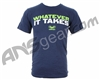 Valken Paintball Whatever It Takes T-Shirt - Navy
