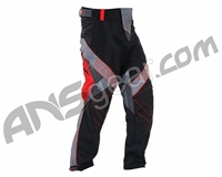 2015 Valken Redemption Vexagon Paintball Pants - Red/Grey