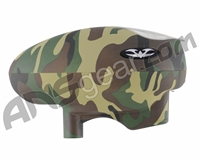 Valken V-Max Paintball Loader - Woodland