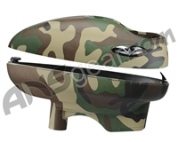 Valken V-Max Shell Kit (No Lid) - Woodland