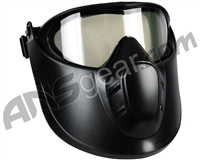 Valken VSM Thermal Airsoft Goggles w/ Face Shield - Black/Clear