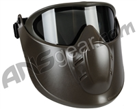Valken VSM Thermal Airsoft Goggles w/ Face Shield - Olive/Grey