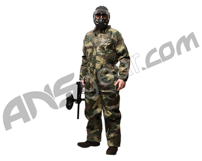 Valken V-Tac Paintball Coveralls - Camo