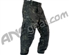 Valken V-Tac Zulu Pro Paintball Pants - Black V-Cam