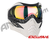 V-Force Grill Paintball Mask - Ghost w/ Crystal HDR Lens