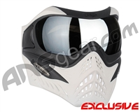 V-Force Grill Paintball Mask - Ghost w/ Mirror Silver Lens