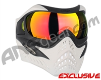 V-Force Grill Paintball Mask - Ghost w/ Supernova HDR Lens