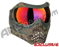 Planet Eclipse V-Force Grill Paintball Mask - HDE w/ Metamorph HDR Lens