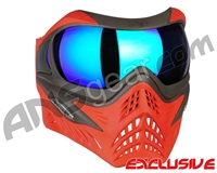 V-Force Grill Paintball Mask - Scarlet w/ Imperial HDR Lens