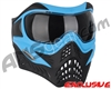 V-Force Grill Paintball Mask - SE Blue/Black