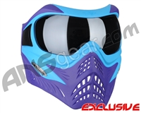 V-Force Grill Paintball Mask - SE Blue/Purple