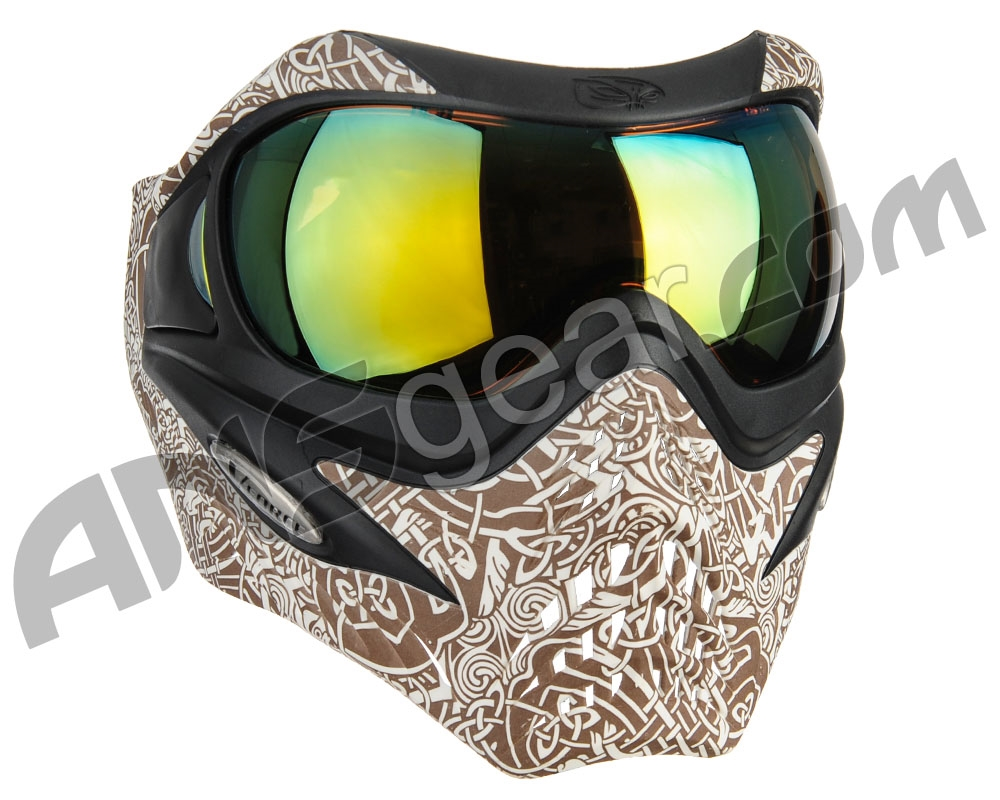 G force paintball mask