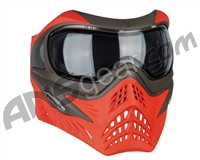 V-Force Grill Paintball Mask - SE Grey/Red