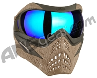 V-Force Grill Paintball Mask - SE Hextreme Sand w/ Imperial HDR Lens