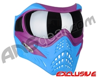 V-Force Grill Paintball Mask - SE Purple/Blue