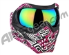 V-Force Grill Paintball Mask - SE Street Magenta