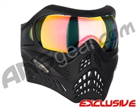 V-Force Grill Paintball Mask - Shadow w/ Crystal HDR Lens