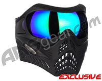 V-Force Grill Paintball Mask - Shadow w/ Kryptonite HDR Lens