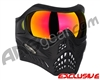 V-Force Grill Paintball Mask - Shadow w/ Magneto HDR Lens