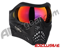 V-Force Grill Paintball Mask - Shadow w/ Metamorph HDR Lens