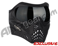 V-Force Grill Paintball Mask - Shadow w/ Ninja Black Lens