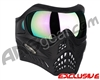 V-Force Grill Paintball Mask - Shadow w/ Phantom HDR Lens