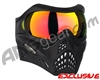 V-Force Grill Paintball Mask - Shadow w/ Supernova HDR Lens