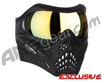 V-Force Grill Paintball Mask - Shadow w/ Titan HDR Lens