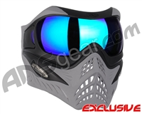 V-Force Grill Paintball Mask - Shark w/ Imperial HDR Lens