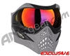 V-Force Grill Paintball Mask - Shark w/ Metamorph HDR Lens