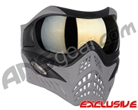 V-Force Grill Paintball Mask - Shark w/ Mirror Gold Lens