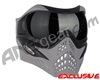 V-Force Grill Paintball Mask - Shark w/ Ninja Black Lens