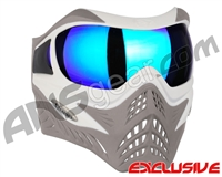V-Force Grill Paintball Mask - SE White/Taupe w/ Imperial HDR Lens