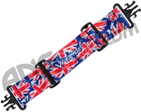 V-Force Silicone Grill Replacement Strap - Union Jack