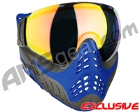 V-Force Profiler Paintball Mask - Azure w/ Crystal Lens