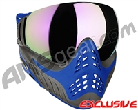 V-Force Profiler Paintball Mask - Azure w/ Phantom Lens