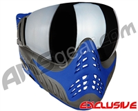 V-Force Profiler Paintball Mask - Azure w/ Quicksilver` Lens