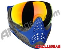 V-Force Profiler Paintball Mask - Azure w/ Supernova` Lens