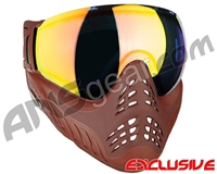V-Force Profiler Paintball Mask - Clay w/ Crystal Lens