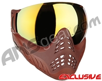 V-Force Profiler Paintball Mask - Clay w/ Titan` Lens