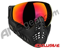 V-Force Profiler Paintball Mask - Shadow w/ Metamorph Lens