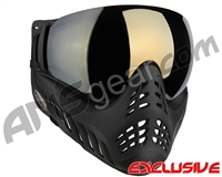 V-Force Profiler Paintball Mask - Shadow w/ Mirror Gold Lens