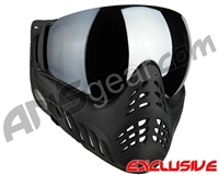 V-Force Profiler Paintball Mask - Shadow w/ Mirror Silver Lens