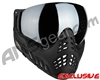 V-Force Profiler Paintball Mask - Shadow w/ Quicksilver` Lens