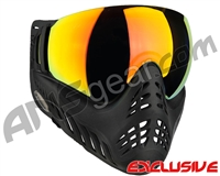 V-Force Profiler Paintball Mask - Shadow w/ Supernova` Lens